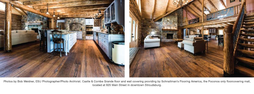 Log Cabin Retreat Makeover spotlight
